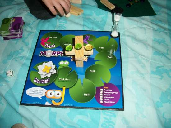 100 5267 Get those Creative Juices Flowing with Morphology Jr. Board Game
