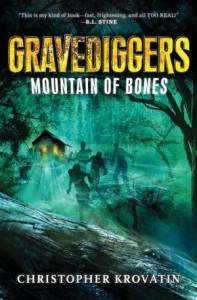 177113123 Book Feature: Gravediggers: Mountain of Bones