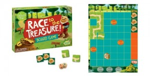 51yiEklqAWL Gifts for Kids: Race To The Treasure Cooperative Family Game