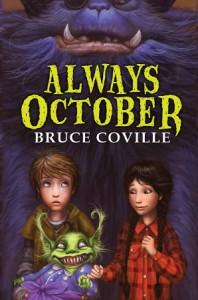 Book Feature: Always October