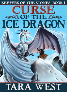 Curse of the Ice Dragon Book Blast: Win a $50 Amazon GC and Signed Books