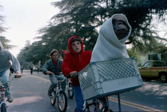 E.T. The ExtraTerrestrial BluRay/DVD Combo Review