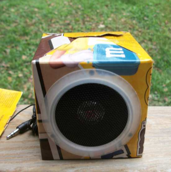 MMSpeaker2 Gifts for Anyone: Eco-Friendly TerraCycle Gifts
