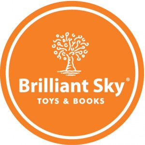 bs circlelogo orange Unleash Their Creativity with Brilliant Sky Toys & Books