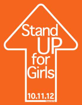 Stand up for girls