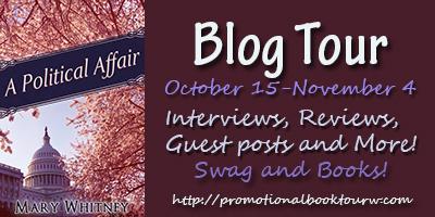 politicalaffairbanner Political Affair Book Tour: Guest Post