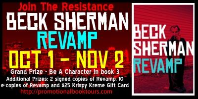 revamp1 ReVamp Book Tour: Guest Post