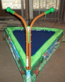 JumpSport iBounce Trampoline