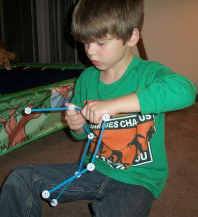 100 5829 Zometool Building Toy Lets Kids Practice for that Future Nobel Prize + Giveaway