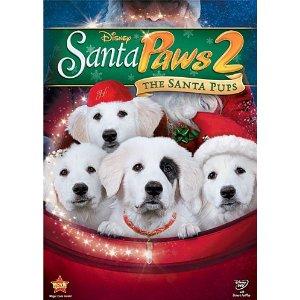 Santa Paws 2: The Santa Pups on BluRay/DVD
