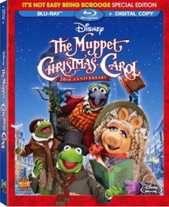 Muppet Christmas Carol Celebrates It's 20th Anniversary with a BluRay Release