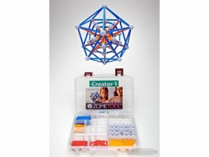 Zometool Building Toy Lets Kids Practice for that Future Nobel Prize + Giveaway