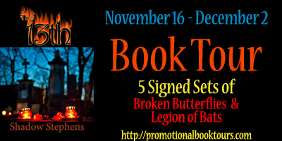 The 13th Book Tour: Excerpt