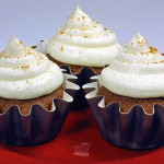 Guest Recipe Post: Apple Cider Cupcakes