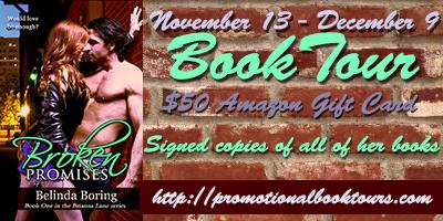 Broken Promises Book Tour: Excerpt