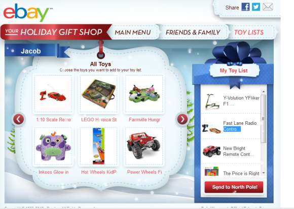ebay2 Make Holiday Shopping Easier With the eBay Holiday Gift Guide