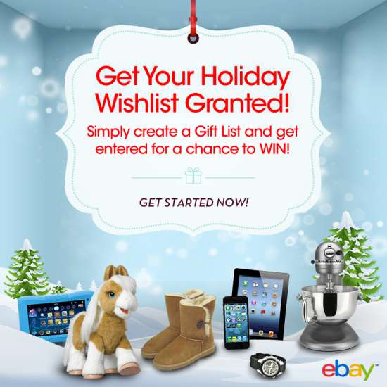 ebay3 Make Holiday Shopping Easier With the eBay Holiday Gift Guide