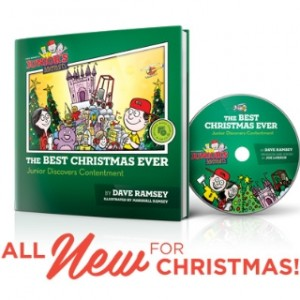 junior best christmas ever v2 400x400 Gifts for Kids: Dave Ramsey's The Best Christmas Ever
