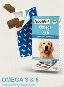 novu NoviPet Nutritional Supplements for Pets