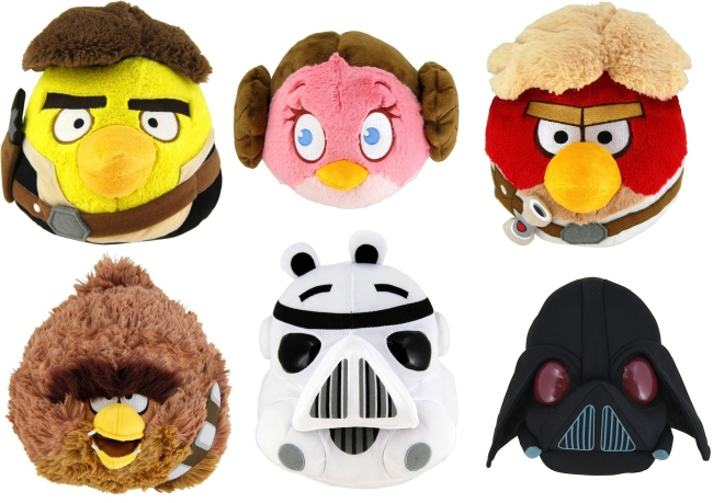 Angry Birds Star Wars Toys : Great gift ideas for kids toys boys pretty opinionated