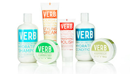 verb productLineup small Verb Professional Haircare Products at an Affordable Price