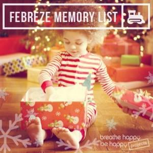 Febreze Memory List