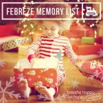 Share Your Holiday Memories with Febreze