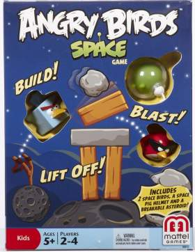 Angry Birds in Space Game Review
