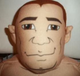 Gifts for Kids:WWE Brawlin' Buddies Talking Plush