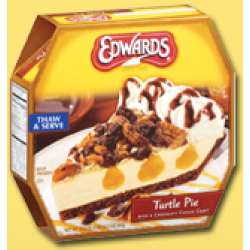 Edwards Turtle Pie Enjoy Edwards Pie and Help Toys for Tots With a Great Giveaway!