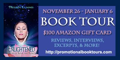 Enlightenedbanner1 Enlightened Book Tour: Excerpt