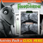 Frankenweenie Printable Activities