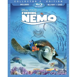 Finding Nemo Special Collectors Edition Swims onto Your TV