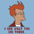 Futurama Gifts for Him: Red Bubble T-Shirts and Accessories