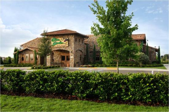 Olive Garden Creating Holiday Meal Memories with Darden Restaurants