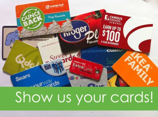 Combine All Your Loyalty Cards into One with the LOC Card