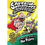 Book Review: Captain Underpants and the Revolting Revenge of the Radioactive Robo-Boxers + Giveaway