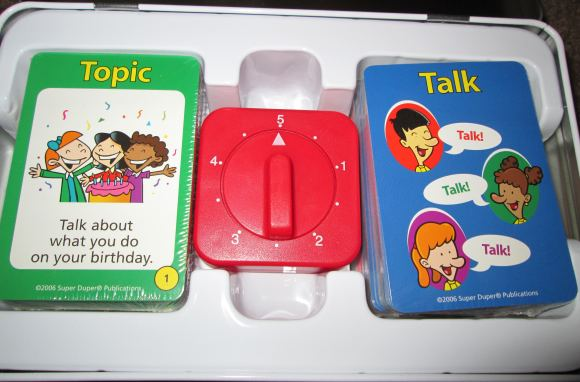 Topic Talk 2