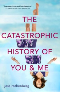 11387392 the catastrophic history of you me Spring Cleaning Giveaway Hop: Win a Box of Books