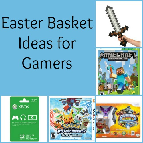 Easter Basket Gift Ideas for Gamers