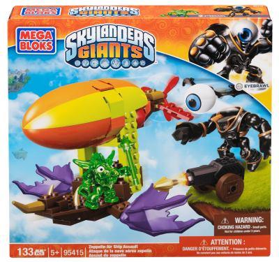 Mega Bloks® Skylanders Giants™ Zeppelin Air Assault