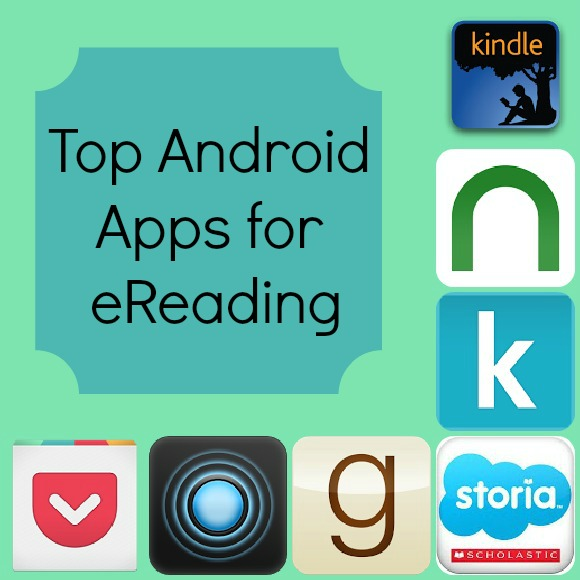 Top Android Apps for eReading