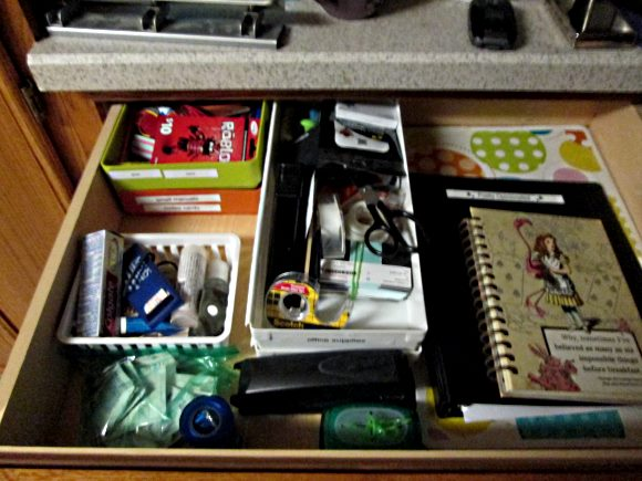 A nice neat drawer