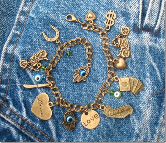 Mackenzie Legacy Charm Bracelet