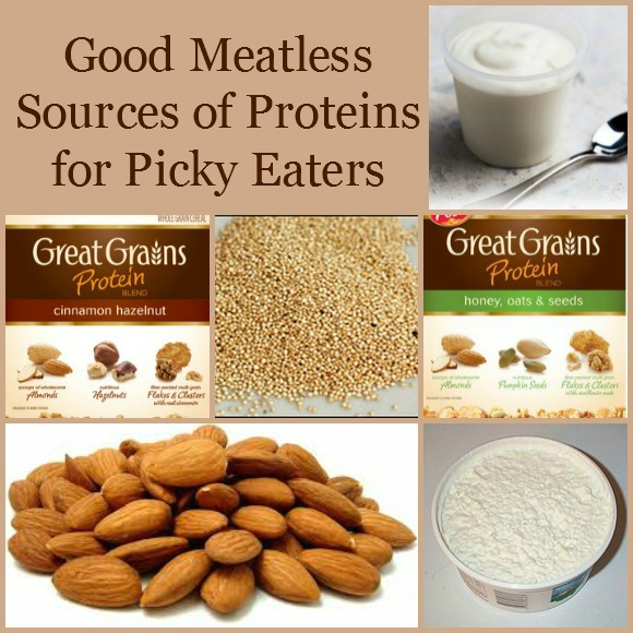 Good Meatless Sources of Proteins for Picky Eaters