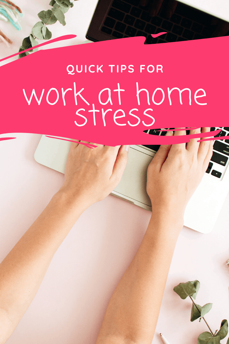 tips manage work at home stress 06 6 Simple Tips to Minimize Work-At-Home Stress