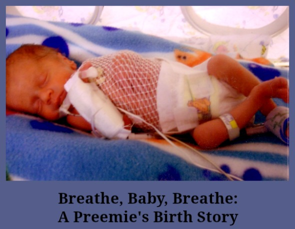 Breathe, Baby, Breathe: Jacob's Birth Story #FirstMoments