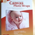 Create Gorgeous Mother's Day Canvas Photo Wrap Gifts at Home
