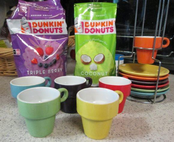 Dunkin' Donuts Taste Testing