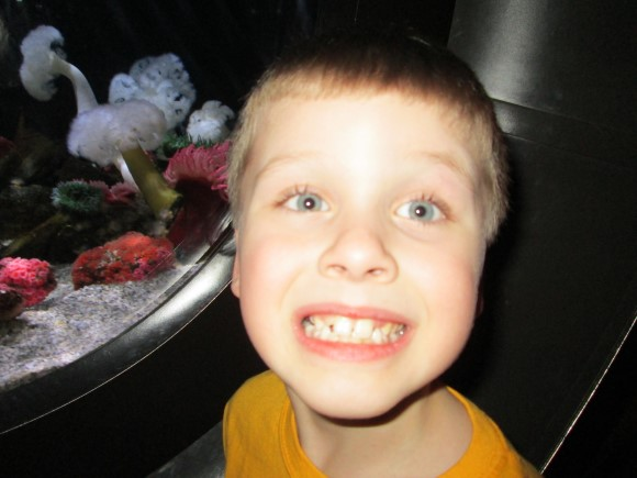 Jacob, age 7